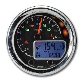 エースウェル 多機能デジタルメーター MA085-552 《エースウェル MA085-552》