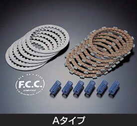 ADVANTAGE FCC強化クラッチキット TYPE-A CB750F/900F/1100RB 《アドバンテージ 214-H0326-06》