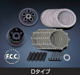 ADVANTAGE FCC強化クラッチキット TYPE-D GSF1200S(96-99)/GS1200SS/BANDIT1200 《アドバンテージ 214-S0229-05》