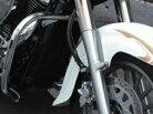 キジマ バンパー フロント メッキ イントルーダークラシック 09- 《キジマ 405-222》