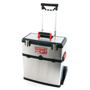 バイク整備工具 工具箱・ツールバッグステンレスツールステーション F-TS002SK11 F-TS002 1個取寄品 セール