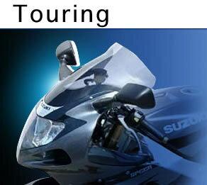 【MRA】【バイク用】スクリーン ツーリング YZF600R 97-05
