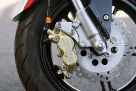 バイク用品 ブレーキ クラッチG-CRAFT ジークラフト Gクラフト フロントキャリパーサポート ブレンボ4P Z125PRO36010 4522285360106取寄品 セール