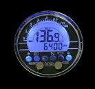 【謝恩セール】送料無料 ACEWELL エースウェル 多機能デジタルメーター ACE-2802 汎用 ACE-2…
