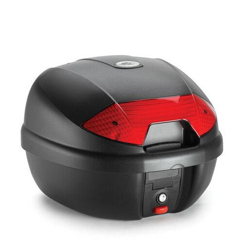 【送料無料】KAPPA(カッパ) リアボックス トップケース 無塗装ブラック 30L 【K30N】GIVIと並ぶイタリアのトップメーカーです。