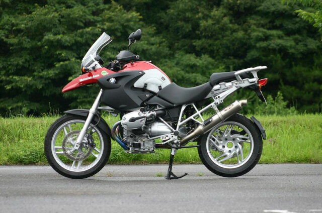【ノジマ】【NOJIMA】【バイク用】【機械曲げ】BMW R1200GS/Adventure -07 FASARM BMW V/CAT【NKT814VZ-CL】【送料無料】