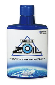 【SUPER ZOIL】【バイク用】スーパーゾイル エコ ECO for 4cycle 4サイクルエンジン用 200ml(NZO4200)