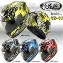 ヘルメット バイク フルフェイスヘルメット VOID(ボイド) TS-41 グラフィック