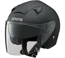 ヤマハ ジェットヘルメット YJ-14 ZENITH ゼニス ラバートーンブラック M