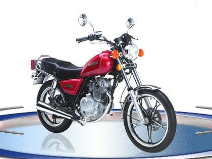 【輸入新車】【バイクショップはとや】 SUZUKI(スズキ) GN125H 黒・赤取り扱い中!