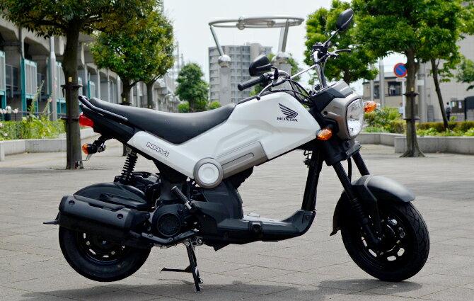 【輸入新車 110cc】HONDA NAVI110 【ダイレクトインポート】【はとやのバイクは乗り出し価格!全額カード支払OK!】