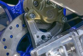 バイク用品 ブレーキ&クラッチオーヴァーレーシング OVERRACING Rキャリパーサポート ブレンボ2P(カニ)用 YZF-R25 19- MT-25 18-83-351-21 4539770118784取寄品