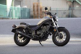 バイク用品 マフラーOVER RACING オーバーレーシング SSメガホンマフラー S O Rebel250 17-17-13-02 4539770119408取寄品 セール