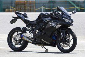 バイク用品 マフラーOVER RACING オーバーレーシング チタンメガホンマフラー 4-2-1 ZX-25R SE 20- エンド焼き有25-86-022 4539770121067取寄品 セール
