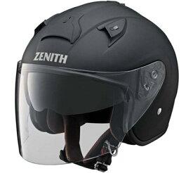 ヤマハ ジェットヘルメット YJ-14 ZENITH ゼニス ラバートーンブラック L