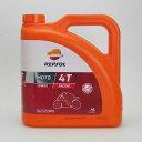 在庫あり/送料無料/レプソル/REPSOL MOTO Racing 4T 10W-50 4L(モト・レーシング 4T)100%化学合成油/0SS-DA00707...
