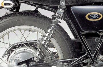 【DAYTONA】【デイトナ】【バイク用】【リアサスペンション】リアショック ハイポテンシャルタイプ 1.6kg/mm SR400/500【95124】