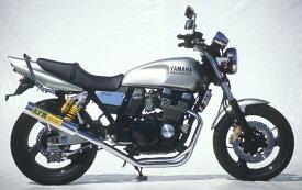 【RPM】【アールピーエム】 YAMAHA XJR400(STD&S&R) 93-00用 RPM-4in2in1 HC/Titan【JMCA】【3016y】 フルエキゾーストマフラー