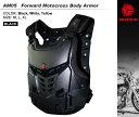 【送料無料!】【正規品】【SCOYCO】AM05 FORWARD モトクロスボディプロテクター バイク用【スコイコ】