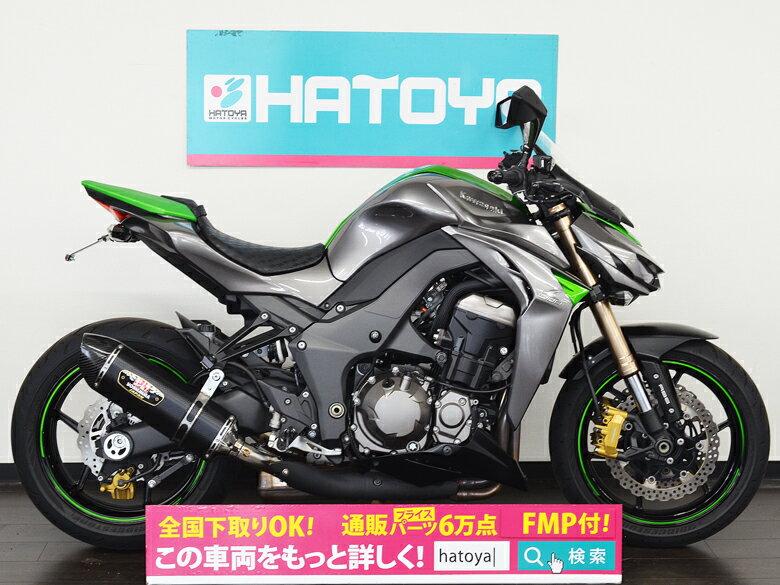 【乗り出し総額表示】中古 逆輸入車 ニンジャ1000 KAWASAKI Ninja 1000【6262u-ageo】