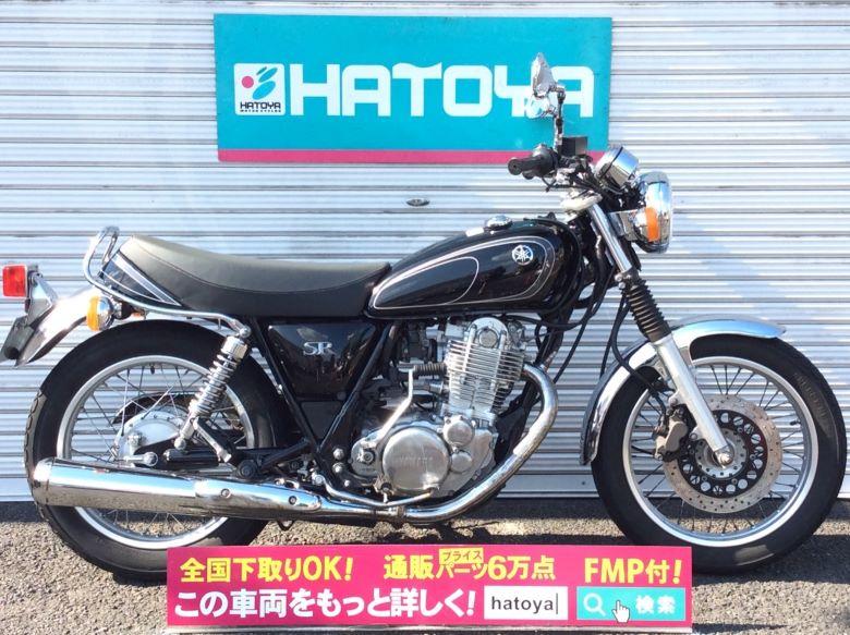 中古 ヤマハ SR400FI YAMAHA SR400 FI【8606u-toko】
