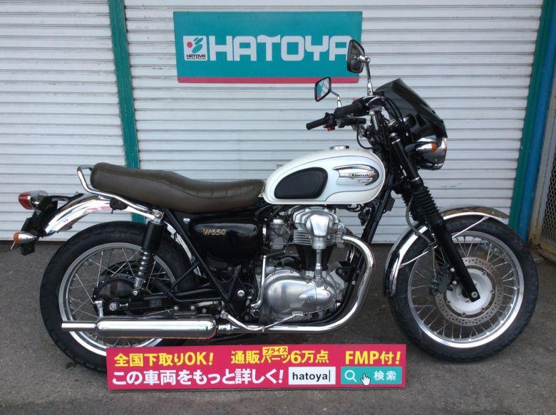 【乗り出し総額表示】中古 カワサキ W650 KAWASAKI W650【8862u-soka】