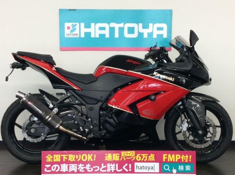 【乗り出し総額表示】中古 カワサキ ニンジャ250R KAWASAKI NINJA 250R【8934u-kabe】