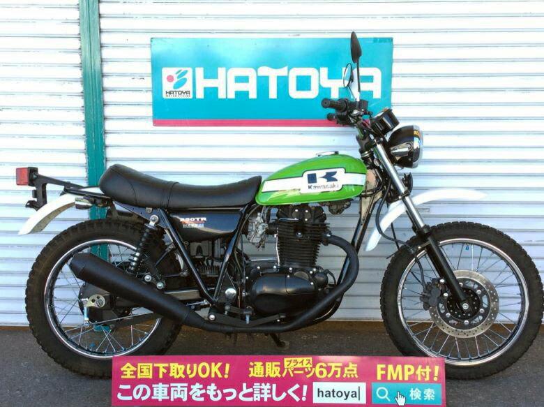 【乗り出し総額表示】中古 カワサキ 250TR KAWASAKI 250TR【9124u-soka】250cc