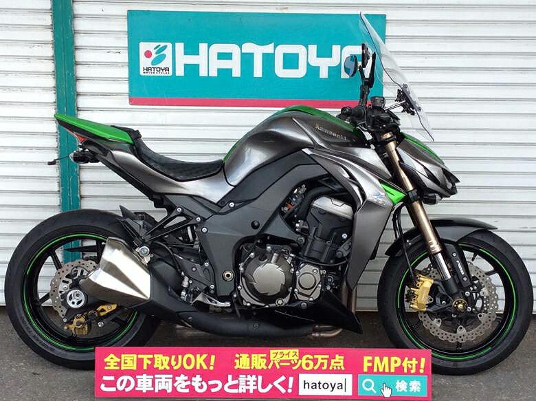 【乗り出し総額表示】中古 逆輸入カワサキ Z1000 KAWASAKI Z1000【9673u-soka】
