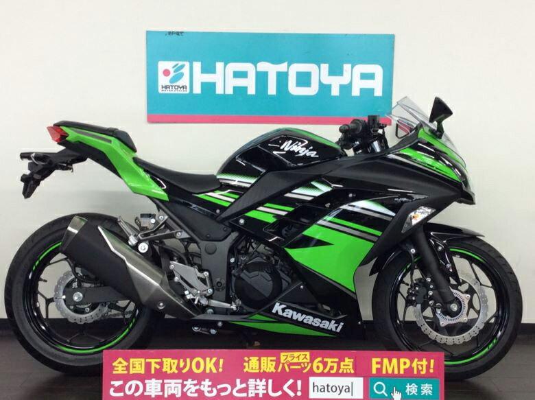 【乗り出し総額表示】中古 カワサキ ニンジャ250 スペシャルエディション KAWASAKI Ninja250 SE【9892u-kabe】