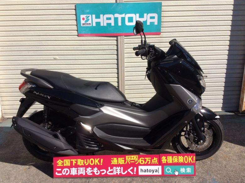 【諸費用コミコミ価格】中古 ヤマハ N-MAX ABS YAMAHA NMAX ABS【k003176】