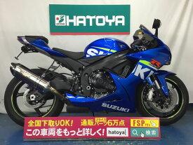 【諸費用コミコミ価格】中古 スズキ GSX−R600 SUZUKI