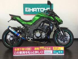 【諸費用コミコミ価格】中古 カワサキ Z1000 KAWASAKI