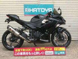 【諸費用コミコミ価格】中古 カワサキ Ninja 400 KAWASAKI