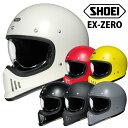 【SHOEI】EX-ZERO イーエックス - ゼロ フルフェイスヘルメット【EX-ZERO】ショウエイ