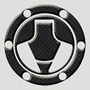 今なら送料無料【Keiti】【ケイティ】【FUEL CAP PADS】フュエル・キャップ・パッド【Kawasaki】【250cc】【RKW517CF】