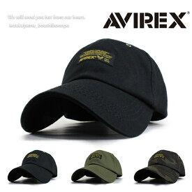 AVIREX アヴィレックス アビレックス キャップ 帽子 ミリタリー ローキャップ メンズ 人気 トレンド