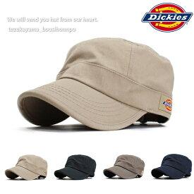 ディッキーズ Dickies キャップ メンズ レディース 帽子 ワークキャップ シンプル コットン 人気 トレンド 父の日 贈り物 プレゼント メンズ
