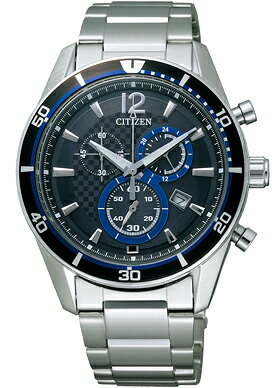【エントリーでポイントUP】 シチズン エコドライブ クロノグラフ 腕時計 メンズ VO10-6741F 【クーポン対象】