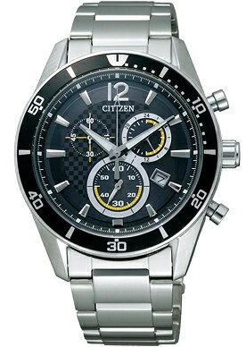 【エントリーでポイントUP】 シチズン エコドライブ クロノグラフ 腕時計 メンズ VO10-6742F 【クーポン対象】