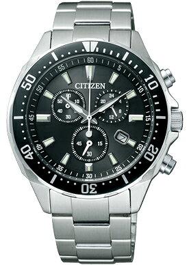 【エントリーでポイントUP】 シチズン エコドライブ クロノグラフ 腕時計 メンズ VO10-6771F 【クーポン対象】
