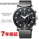 インディペンデント シチズン クロノグラフ INDEPENDENT CITIZEN インデペンデント メンズ 腕時計 BA5-848-51