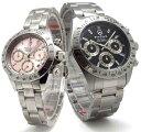 【 キャッシュレスで5%還元 】 ペアウォッチ ペア腕時計 ANNE CLARK Don Clark レディース腕時計 メンズ腕時計 2本セ…