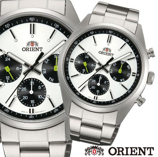 ORIENT PANDA オリエント パンダ クロノグラフ WV0011UZ 【安心の正規品】 【送料無料】 【腕時計】