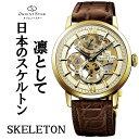 オリエントスター スケルトン SKELETON OrientStar 手巻き オートマチック 機械式 メンズ 腕時計 WZ0031DX EPSON セイコーエプソン