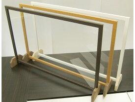 【送料込】飛沫感染防止パネル アクリル板 木枠付き