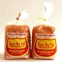 ハワイお土産 ハワイアンソルト アラエア シーソルト2個 赤塩