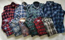 アメリカ 古着 卸売り 50セット限定まとめて メンズ ネルシャツ 10枚セット卸売り事業スタート記念特価 福袋 古着ベー…