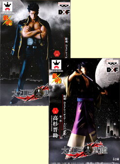 All two kinds of silver soul DXF figure skating - Edo record of warriors - second group sets