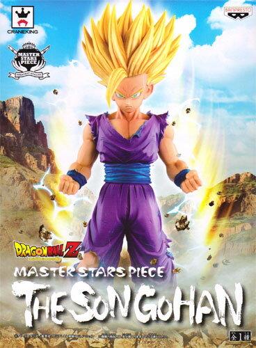MASTER STARS PIECE DRAGON BALL Z-ドラゴンボールZ- THE SON GOHAN -孫悟飯- 全1種